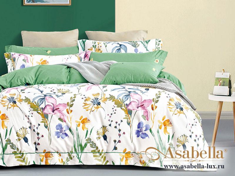 Комплект постельного белья Asabella 1476 (размер 1,5-спальный)