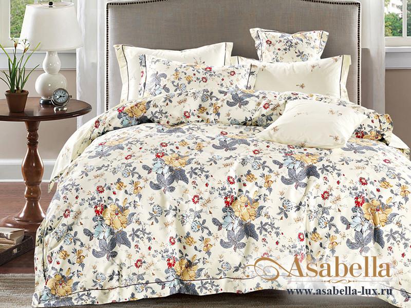 Комплект постельного белья Asabella 1484/160 на резинке (размер евро)