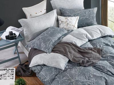 Комплект постельного белья Asabella 1490 (размер евро-плюс)