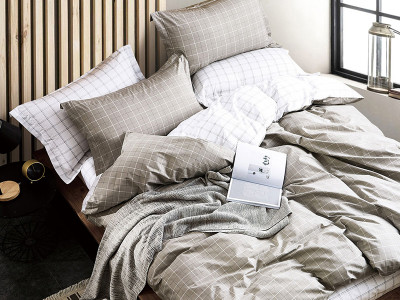 Комплект постельного белья Asabella 1493 (размер евро)
