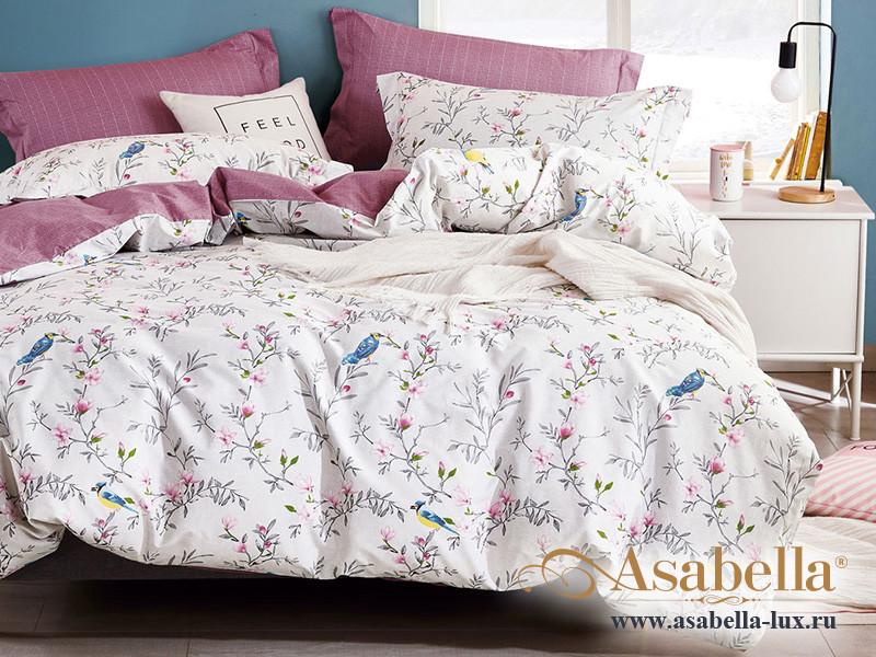 Комплект постельного белья Asabella 1496 (размер семейный)