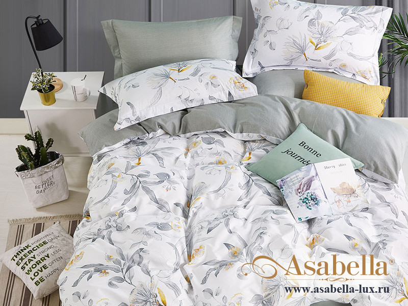 Комплект постельного белья Asabella 1497 (размер евро)
