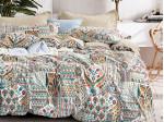 Комплект постельного белья Asabella 1498 (размер 1,5-спальный)