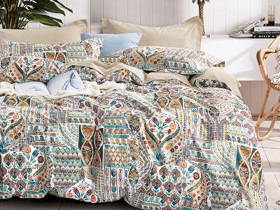 Комплект постельного белья Asabella 1498 (размер евро-плюс)