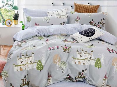 Комплект постельного белья Asabella 1500-4XS (размер 1,5-спальный)