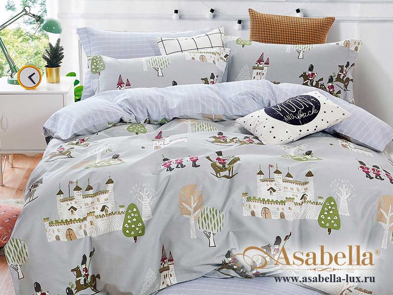 Комплект постельного белья Asabella 1500-4S (размер 1,5-спальный)