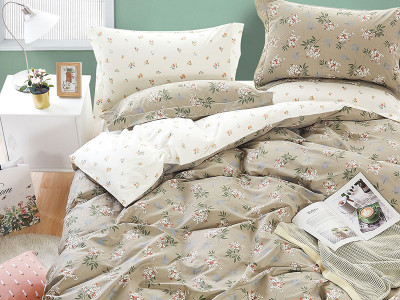 Комплект постельного белья Asabella 1502 (размер 1,5-спальный)