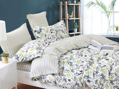 Комплект постельного белья Asabella 1504 (размер 1,5-спальный)