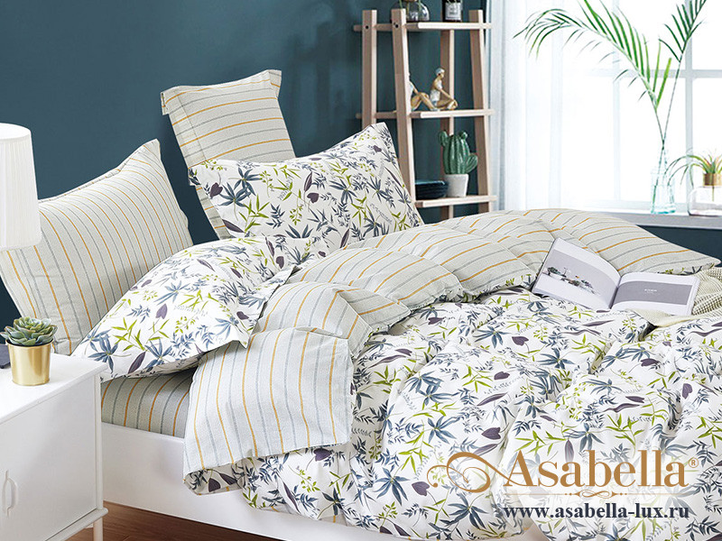Комплект постельного белья Asabella 1504 (размер евро-плюс)