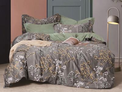 Комплект постельного белья Asabella 1507/160 на резинке (размер евро)