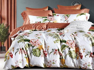 Комплект постельного белья Asabella 1518 (размер евро-плюс)