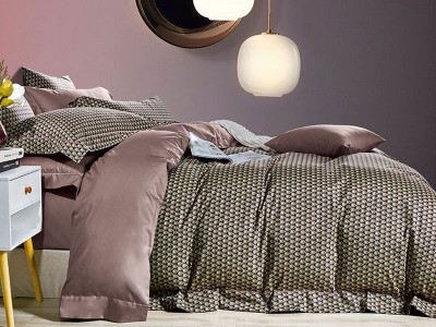 Комплект постельного белья Asabella 1521 (размер евро-плюс)
