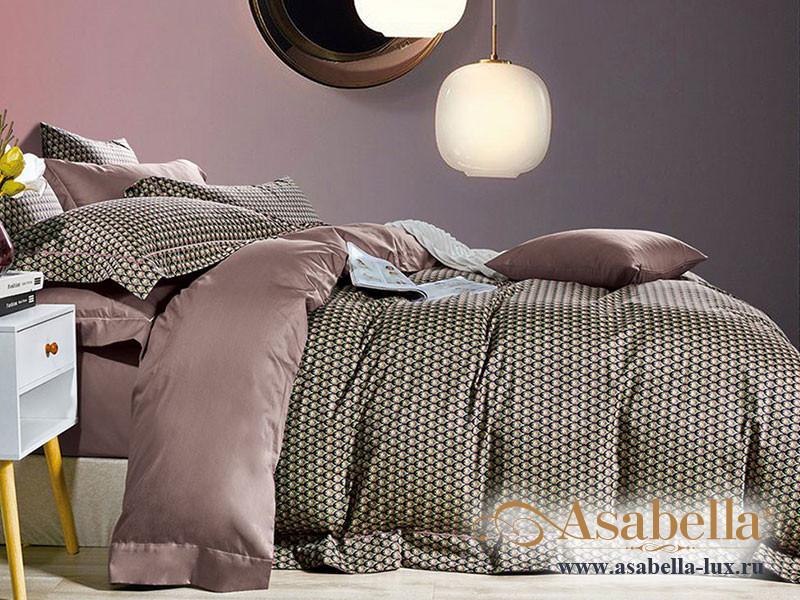 Комплект постельного белья Asabella 1521/180 на резинке (размер евро)