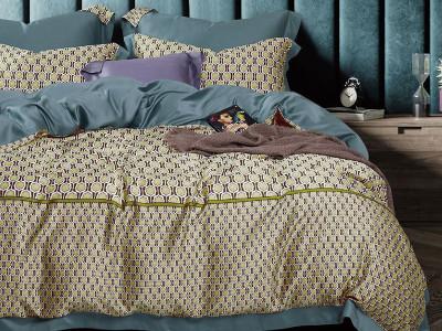 Комплект постельного белья Asabella 1524 (размер семейный)