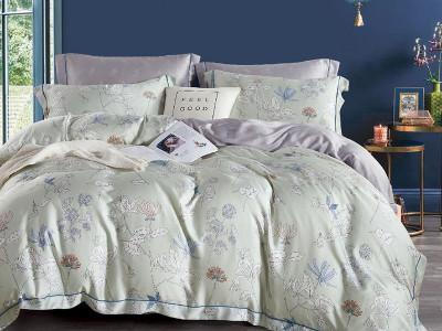 Комплект постельного белья Asabella 1526/160 на резинке (размер евро)