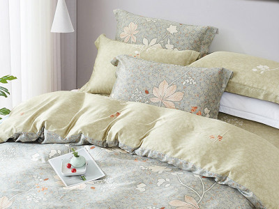 Комплект постельного белья Asabella 1529 (размер евро-плюс)