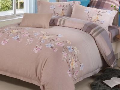 Комплект постельного белья Asabella 153 (размер евро)