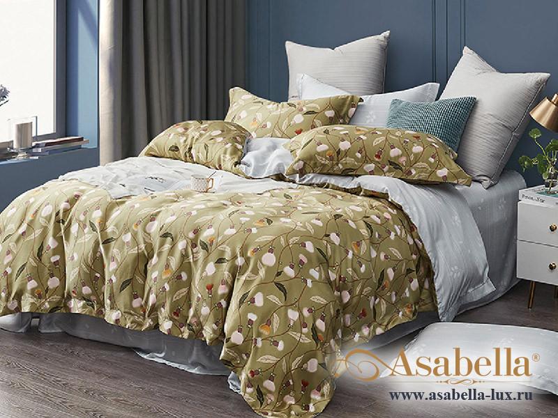 Комплект постельного белья Asabella 1532/160 на резинке (размер евро)