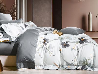 Комплект постельного белья Asabella 1536/160 на резинке (размер евро)