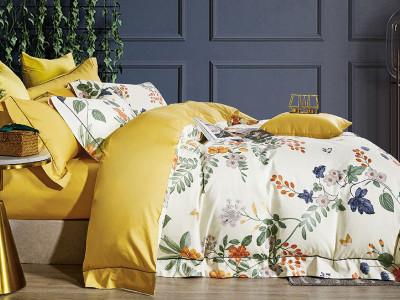 Комплект постельного белья Asabella 1537 (размер 1,5-спальный)