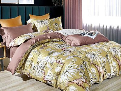 Комплект постельного белья Asabella 1539 (размер 1,5-спальный)