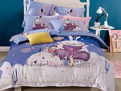 Комплект постельного белья Asabella 154 (размер евро)