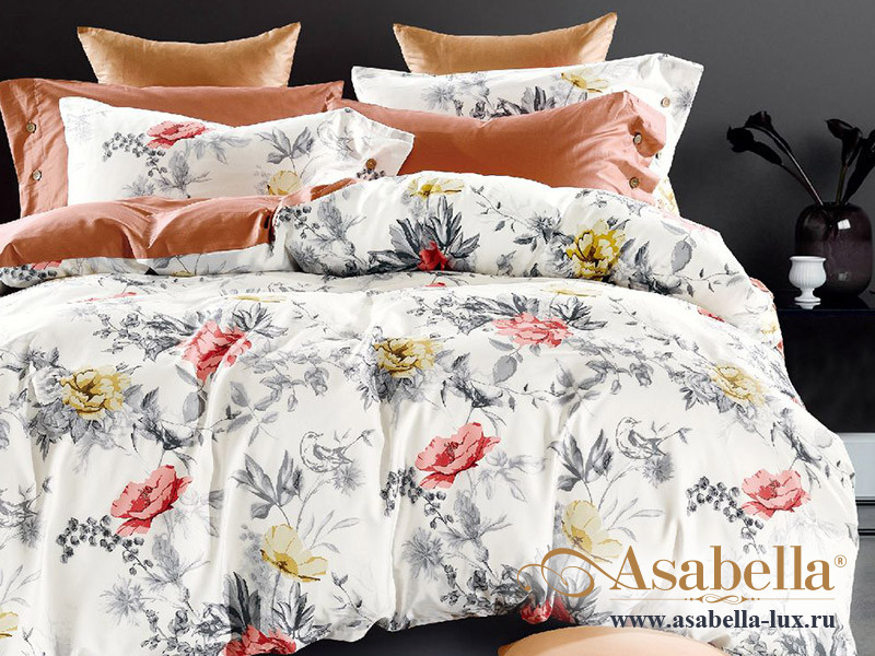 Комплект постельного белья Asabella 1542 (размер евро)