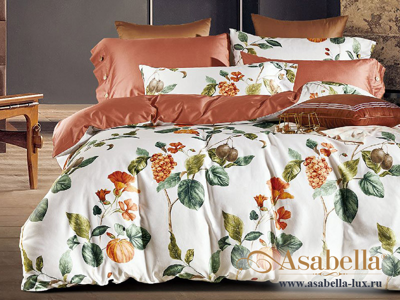 Комплект постельного белья Asabella 1543 (размер семейный)