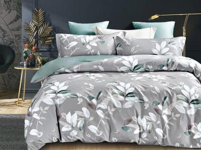 Комплект постельного белья Asabella 1546/180 на резинке (размер евро)
