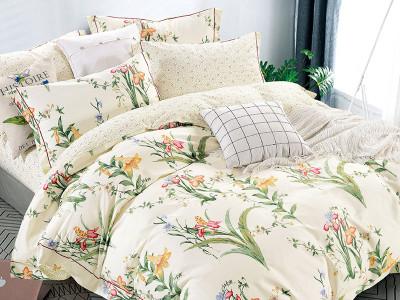 Комплект постельного белья Asabella 1549 (размер 1,5-спальный)