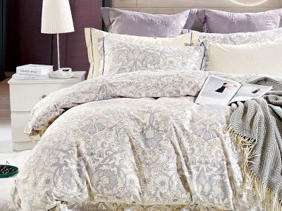Комплект постельного белья Asabella 1551/160 на резинке (размер евро)