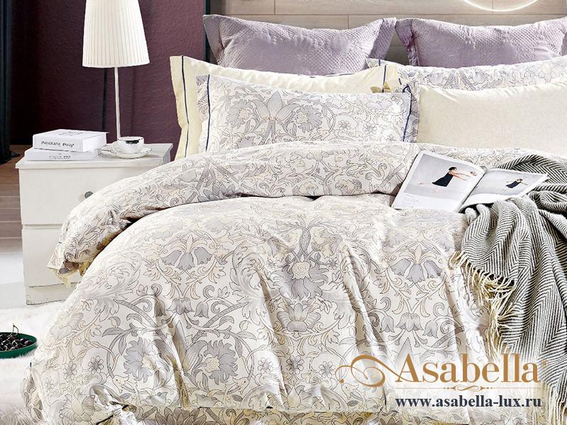 Комплект постельного белья Asabella 1551/180 на резинке (размер евро)