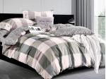 Комплект постельного белья Asabella 1552/180 на резинке (размер евро)