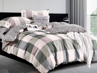 Комплект постельного белья Asabella 1552/160 на резинке (размер евро)
