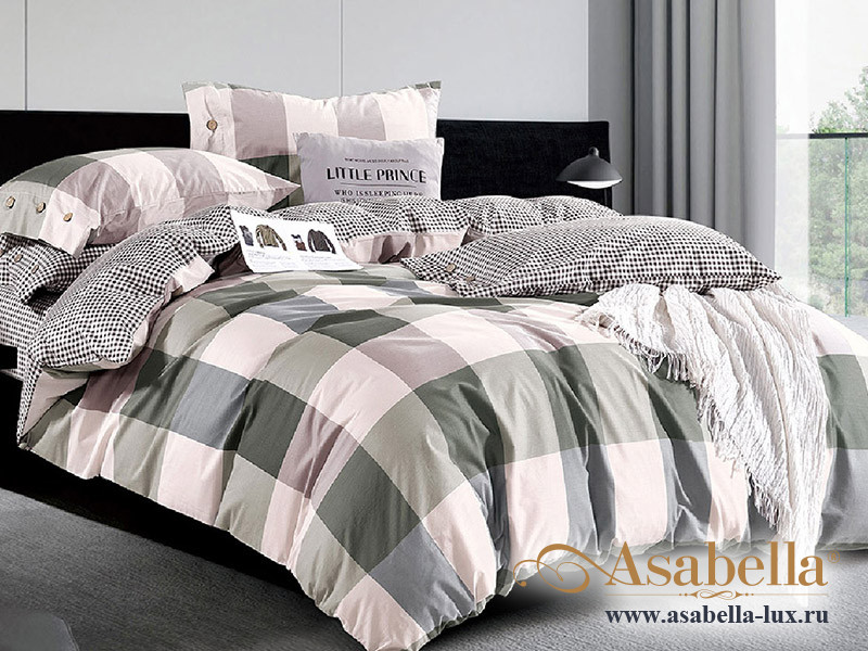 Комплект постельного белья Asabella 1552 (размер семейный)