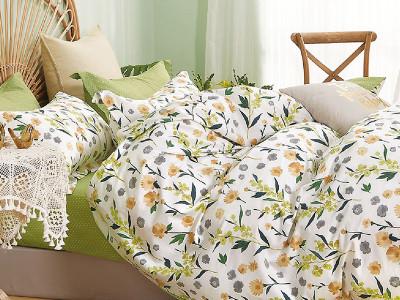 Комплект постельного белья Asabella 1563 (размер евро)
