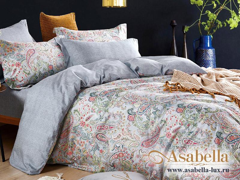 Комплект постельного белья Asabella 1567/160 на резинке (размер евро)