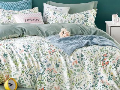 Комплект постельного белья Asabella 1570 (размер семейный)
