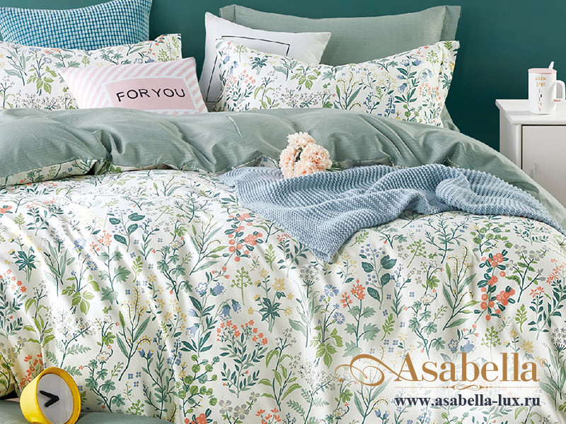Комплект постельного белья Asabella 1570 (размер евро-плюс)