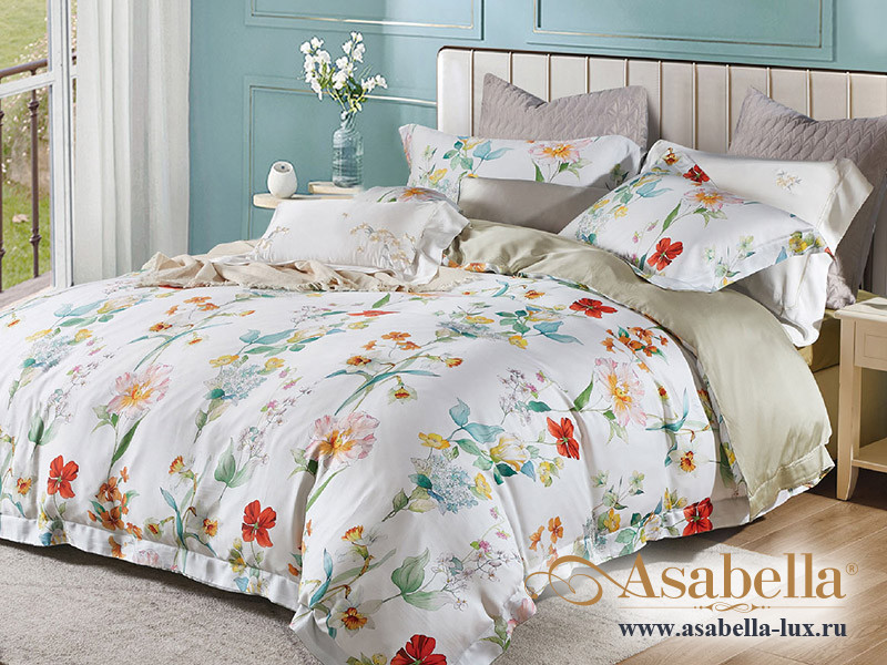 Комплект постельного белья Asabella 1579 (размер евро)