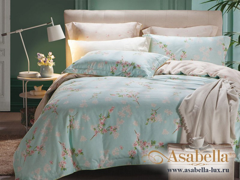 Комплект постельного белья Asabella 159 (размер 1,5-спальный)