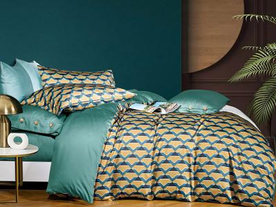 Комплект постельного белья Asabella 1593 (размер евро)