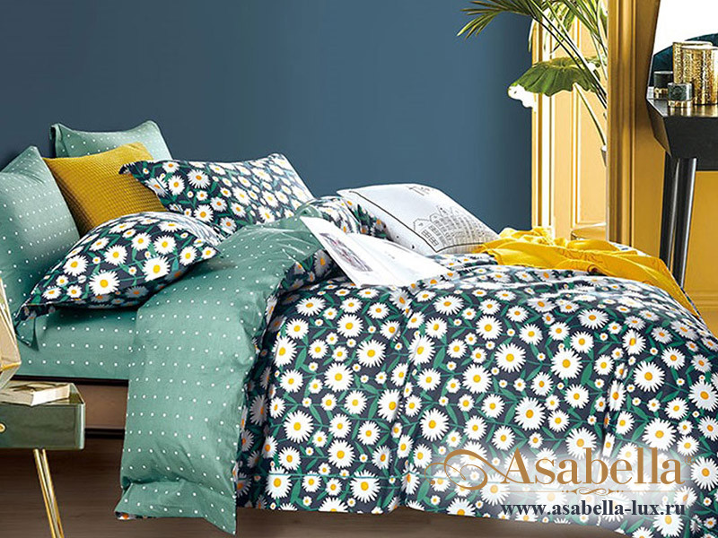 Комплект постельного белья Asabella 1594 (размер семейный)