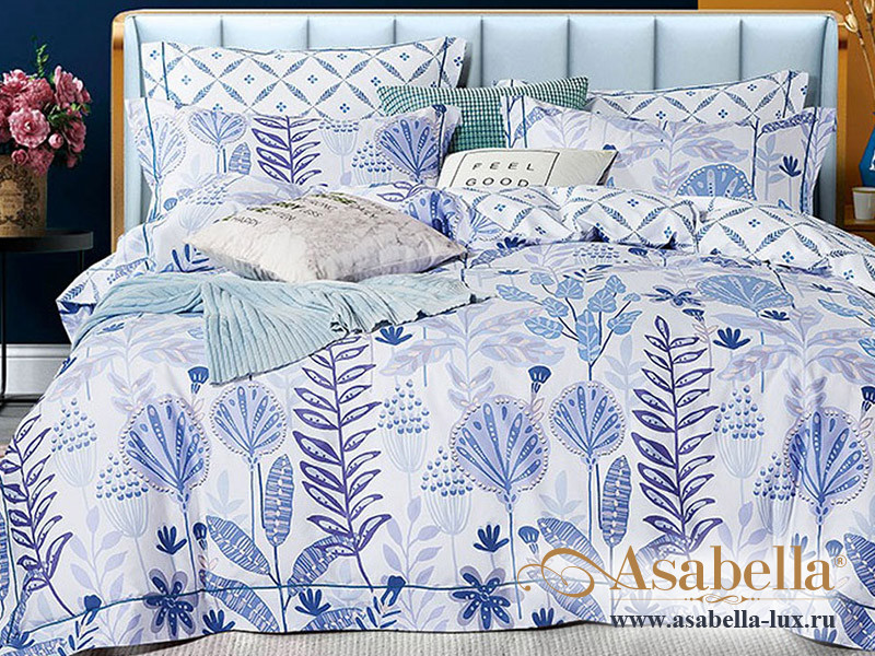 Комплект постельного белья Asabella 1596 (размер 1,5-спальный)