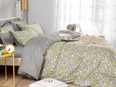 Комплект постельного белья Asabella 1615 (размер евро-плюс)
