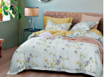 Комплект постельного белья Asabella 1627/180 на резинке (размер евро)