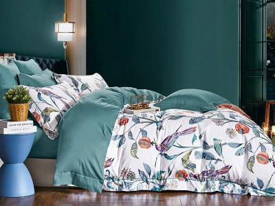 Комплект постельного белья Asabella 1637 (размер евро-плюс)