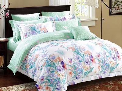 Комплект постельного белья Asabella 164 (размер 1,5-спальный)