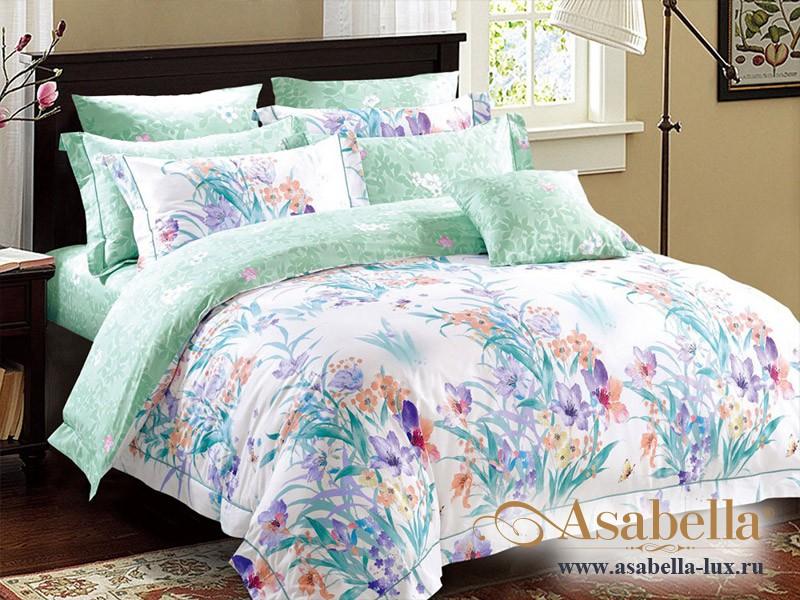 Комплект постельного белья Asabella 164 (размер евро)