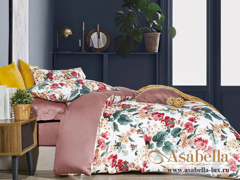 Комплект постельного белья Asabella 1641 (размер семейный)